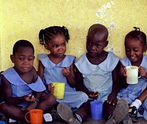 Schulspeisungsprojekt Tansania