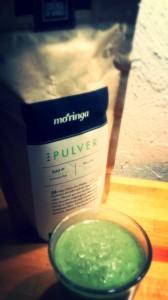 Moringa-grüner-Smoothie