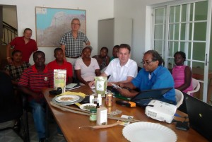 Moringa Workshop Haiti