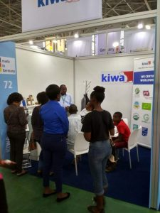 Our joint stand enjoyed great interest among the visitors